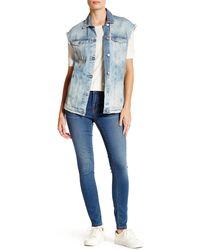 Jean Shop - Heidi Skinny Jean - Lyst