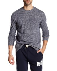 Weekend Offender - Gover Wool Blend Sweater - Lyst