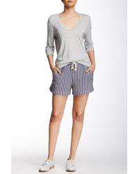 Lanston - Striped Shorts Stripe - Lyst