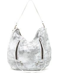 She + Lo - Bride Side Leather Hobo Bag - Lyst
