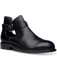 Liebeskind Berlin - Cutaway Buckle Ankle Boot - Lyst