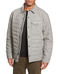 Relwen - Quilted Field Jacket - Lyst