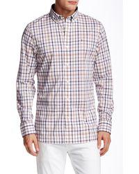 Victorinox - Alastair Custom Fit Long Sleeve Shirt - Lyst