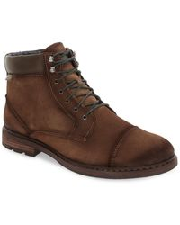 Pikolinos - 'cacers' Lace-up Zip Boot - Lyst
