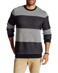 RVCA - Reversed Crew Sweater - Lyst