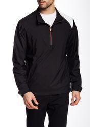 Cutter & Buck - Windtec Force Half Zip Jacket - Lyst