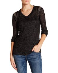 Miss Me - Long Sleeve Sweater - Lyst