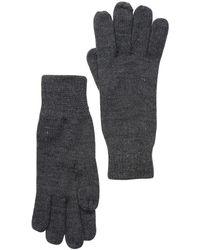 Joe Fresh - Ribbed Knit Gloves - Lyst