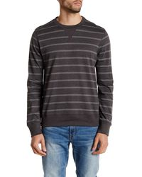Joe Fresh - Stripe Sweatshirt - Lyst