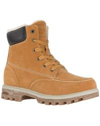 Lugz - Howitzer Fleece Boot - Lyst