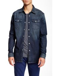 BLK DNM - Denim Shirt - Lyst