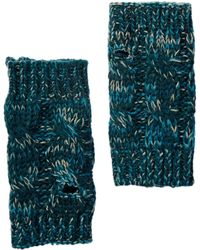 Michael Stars - Cable Tie Arm Warmer - Lyst