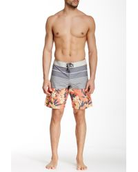 Micros - Zooma Board Short - Lyst