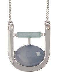 Danielle Nicole - Balance Pendant Necklace - Lyst