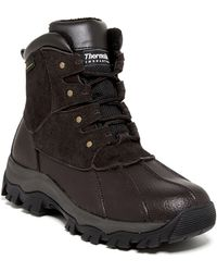Khombu - Rugged Outdoor Boot - Lyst