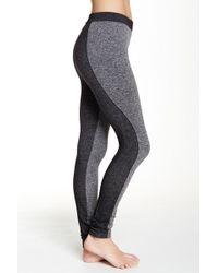 Nikibiki - Melange Side Striped Legging - Lyst