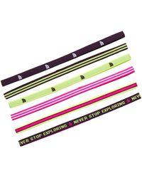 The North Face - Tnf Helio Headbands - Lyst