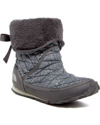 The North Face - Thermoball Roll-down Bootie Ii - Lyst
