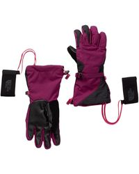 The North Face - Montana Etip Gloves - Lyst