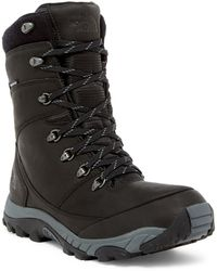 The North Face - Chilkat Leather Insulated Tall Boot - Lyst
