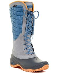 The North Face - Thermoball Utility Outdoor Boot - Lyst