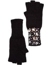 San Diego Hat Company - Jeweled Gloves - Lyst