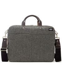 Jack Spade - Tech Oxford Slim Briefcase - Lyst