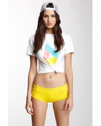 Volcom - Simply Solid Boardie Hipster - Lyst