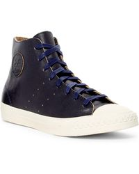PF Flyers - Rambler Leather High Top Trainer - Lyst