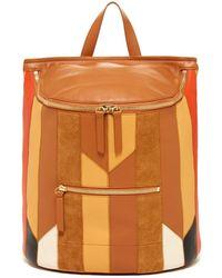 10 Crosby Derek Lam - Mercer Leather Patchwork Backpack - Lyst