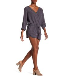 On The Road - Montego Romper - Lyst