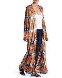 Raga - Full Length Open Robe - Lyst