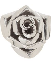 Adami & Martucci - Rose Ring - Lyst