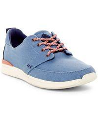 Reef - Rover Low Lace-up Sneaker (women) - Lyst
