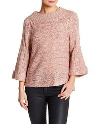 Valette - Chunky Knit Sweater - Lyst