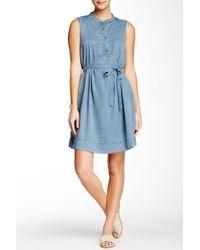 Marrakech - Carmen Twill Dress - Lyst