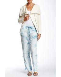 Marrakech - Kimmy Wide Leg Linen Pant - Lyst