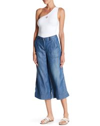 Marrakech - Joesy Wide Leg Cropped Pant - Lyst