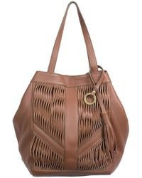 Sanctuary - Leather Modern Twist Tote - Lyst