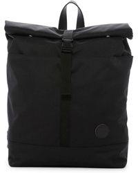 Enter # - Ls Roll Top Backpack - Lyst