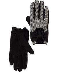 Vincent Pradier - Herringbone Gloves - Lyst