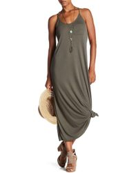 PPLA - Frida Tank Maxi Dress - Lyst