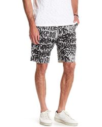 Cohesive & Co. | Streaks Relaxed Short | Lyst
