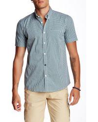 Weekend Offender - Jay Short Sleeve Shirt - Lyst