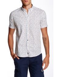 Weekend Offender - Echo Short Sleeve Shirt - Lyst