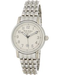 Brooks Brothers - Men's Chronograph Collection Analog Bracelet Watch - Lyst