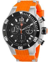 Swiss Legend - Men's Sharkarma Chronograph Quartz Watch - Lyst