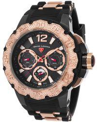 Swiss Legend - Men's Ultrasonic Multi-function Casual Sport Watch - Lyst