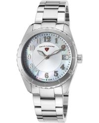 Swiss Legend - Women's Sea Breeze Quartz Watch - Lyst