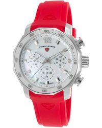 Swiss Legend - Women's Blue Geneve Casual Sport Watch - Lyst